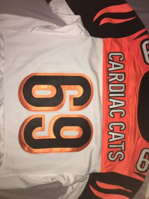 Bengals Jersey CUSTOMIZED - Mens for Sale in Columbus, OH