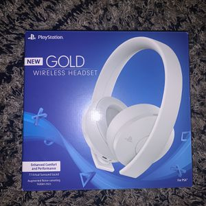 PlayStation 4 Wireless Headphones for Sale in Palm Beach, FL