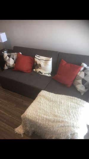 New Sectional Sofa w/ Chase and Storage for Sale in Salt Lake City, UT