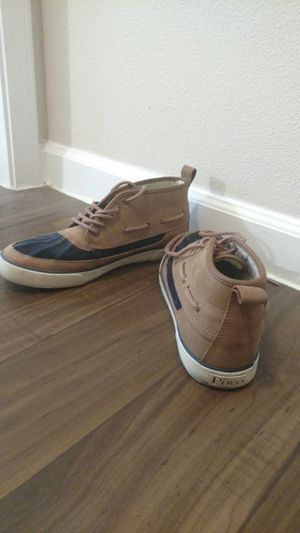 Men's leather shoes size 9.5 Ralph Lauren for Sale in Peoria, AZ
