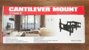 """New Still In The Box 26-55""""TV WALL MOUNT BRACKETS (holds up to 90Ibs)Pick Up Baldwin Park or Downtown a Shop for Sale in Baldwin Park, CA"""