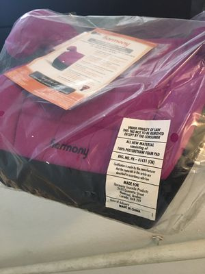 Booster car seat for Sale in OCEAN BRZ PK, FL