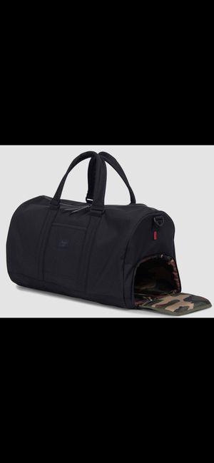 Herschel Supply Co. Weekend Novel Black Duffel Bag for Sale in Santa Clara, CA