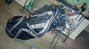 Golf bag and clubsplop for Sale in Denver, CO
