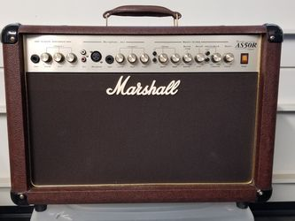 Marshall AS50R Acoustic Soloist 50W Combo Guitar Amplifier - Trades? for Sale in Woodburn,  OR