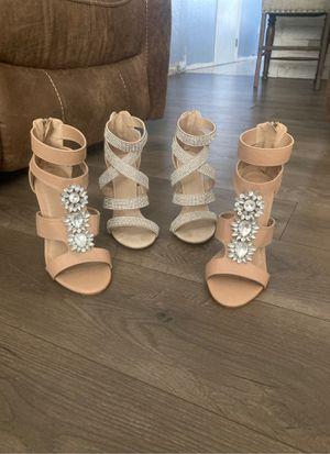 Charlotte Russe heels for Sale in Lake Wales, FL
