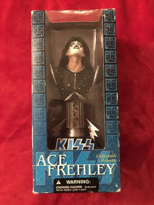 Kiss Ace Frehley Collectible Statue for Sale in Mesquite, TX