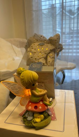 Precious Moments July Birthday Disney Tinker Bell figurine for Sale in Federal Way, WA