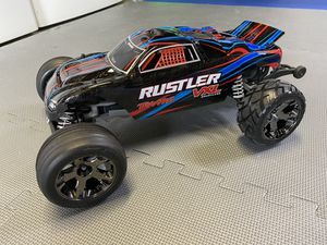 Traxxas Ruslter VXL 2wd for Sale in San Diego, CA