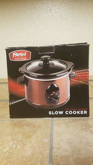 Slow cooker for Sale in Fresno, CA