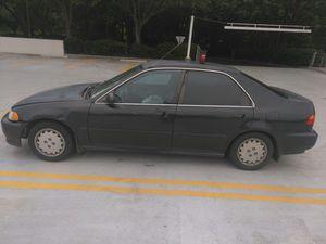Honda Civic 5spd for Sale in Macon, GA