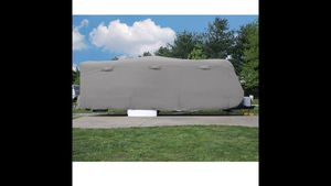 """Elements Travel Trailer Cover 22'1"""" to 24' sold exclusive at Camping World for Sale in Hillsboro, OR"""