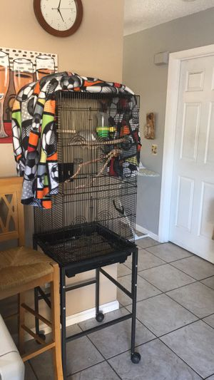 Birdcage / Parrot cage for Sale in Orlando, FL