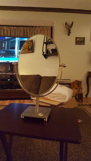 Heavy duty vanity mirror for Sale in Portland, OR