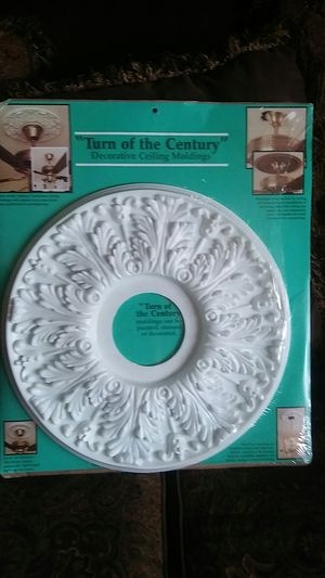 """""""Turn of the Century"""" Ceiling Molding for Sale in Wichita, KS"""