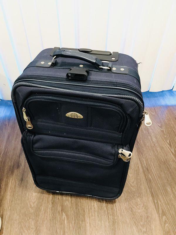 Carryon suitcase