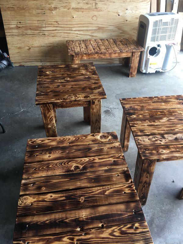 Custom made tables