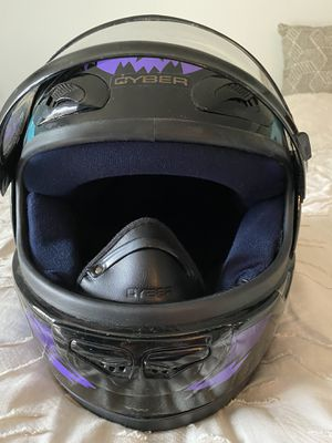Cyber snowmobile helmet XL for Sale in Kenmore, WA