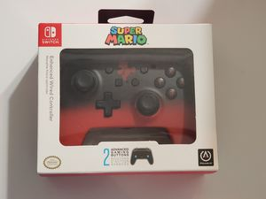 NINTENDO switch mario Wired controller for Sale in Altamonte Springs, FL