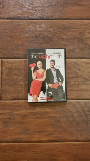 DVD - The Ugly Truth for Sale in San Clemente, CA