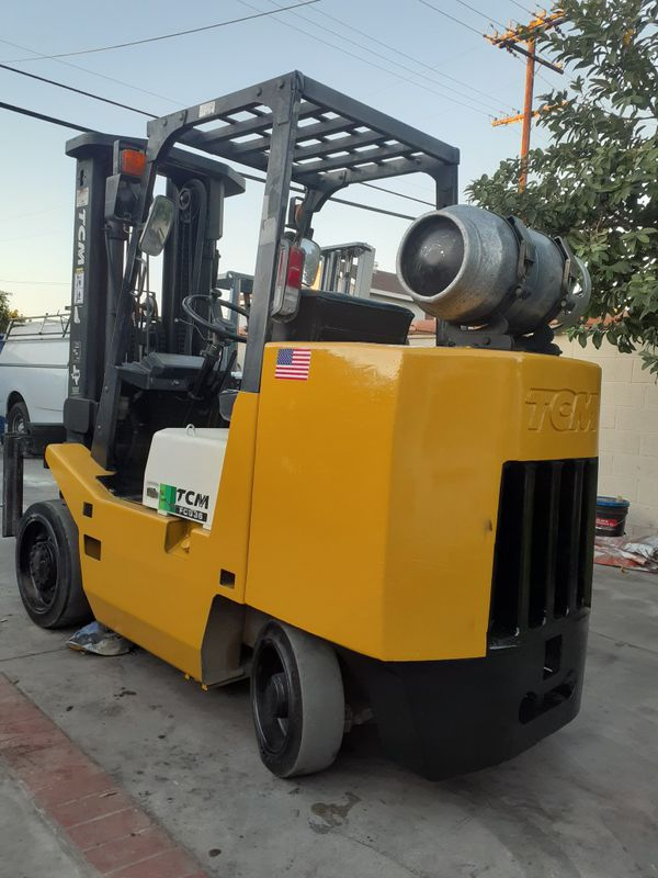 TCM Forklift 8000LBS