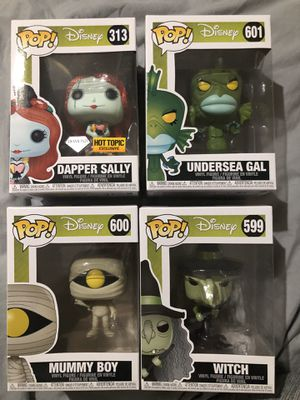 The Nightmare Before Christmas FUNKO for Sale in Peoria, AZ