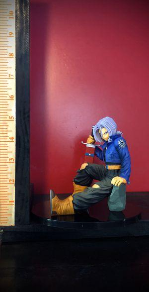 BANPRESTO Dragon ball Z trunks statue collectible for Sale in Grand Prairie, TX