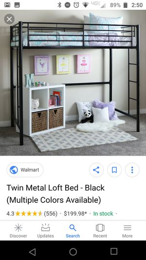 ISO bunk bed or loft bed for Sale in Maple Valley, WA