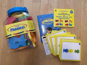 Teaching, Preschool, Kindergarten Games/Supplies for Sale in Mesa, AZ