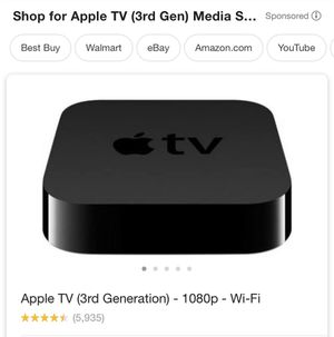 Apple TV for Sale in Poway, CA