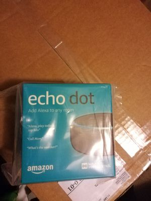 Echo Dot 3rd Generation for Sale in Ottawa, OH