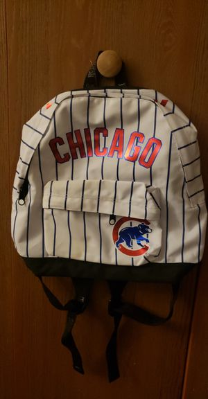 PINK Chicago Cubs backpack for Sale in Glendale Heights, IL