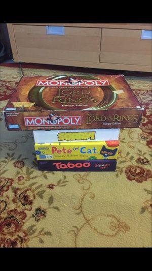 Board games for Sale in Hillsboro, OR