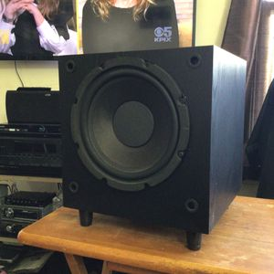 RCA POWERED 60W SUB SUBWOOFER PRO-SW60P for Sale in Gardena, CA