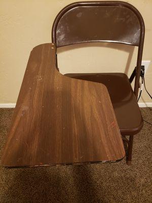 Foldable desk chair for Sale in Salt Lake City, UT