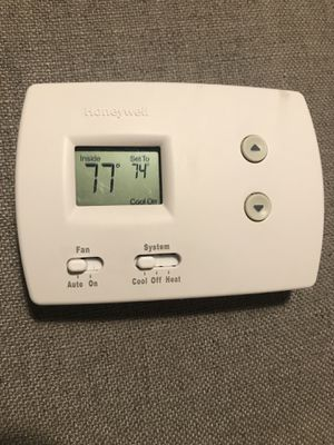 Honeywell Thermostat for Sale in Franconia, VA