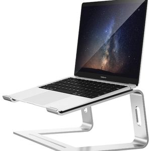 Laptop Stand, Detachable Computer Stand, Ergonomic Aluminum Laptop Stand for Desk, Laptop Riser Notebook Holder Compatible with MacBook Pro Air, Leno for Sale in Queens, NY