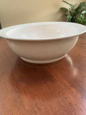"""PFALTZGRAFF - CAPPUCCINO - 11"""" LARGE SERVING BOWL - NEW Never used. Mint. for Sale in Arlington, VA"""