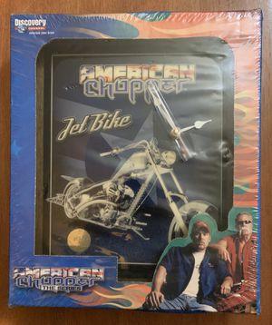 American chopper classic clock for Sale in Michigan City, IN