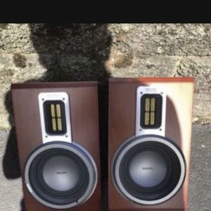 Philips Stereo System Speakers for Sale in Old Bridge Township, NJ