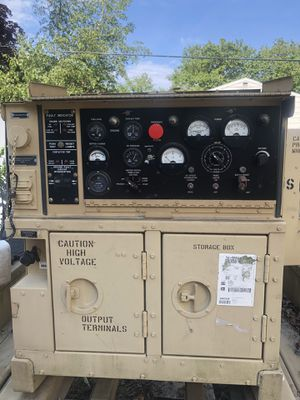 One used generator for Sale in Queens, NY
