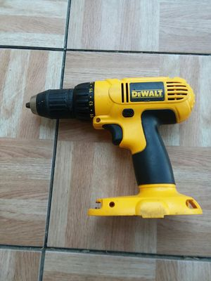 Dewalt drill 18v tool only for Sale in Bakersfield, CA