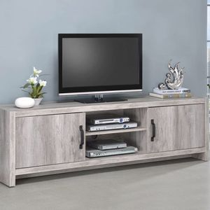 Grey Driftwood TV STAND for Sale in Aventura, FL