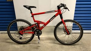 2002 CANNONDALE JEKYLL 600 27-SPEED FULL SUSPENSION DISC MOUNTAIN BIKE. EXCELLENT CONDITION! for Sale in Miami, FL