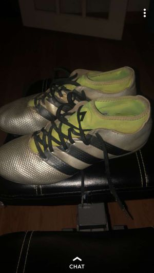 Adidas Soccer Cleats (Size 9.5) for Sale in North Potomac, MD
