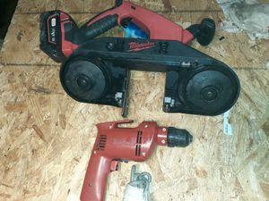 Milwaukee drill for Sale in San Antonio, TX