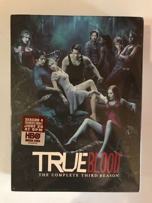 Trueblood season 3 DVD for Sale in Yuma, AZ