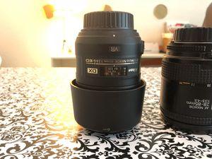 Nikon 85mm DSLR Camera Lens for Sale in Abilene, TX