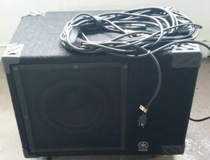 New Yamaha Electronic Drum Speaker MS100DR for Sale in McKnight, PA