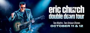 Eric Church tickets Wells Fargo Center Philadelphia Friday October 11th for Sale in Swoyersville, PA